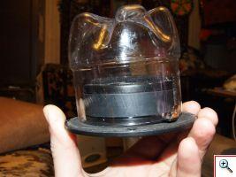 бутылка на магните 1