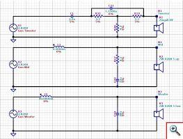 Схема кроссовера Zingali Overture 4S