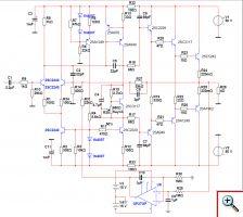 Схема с интегратором